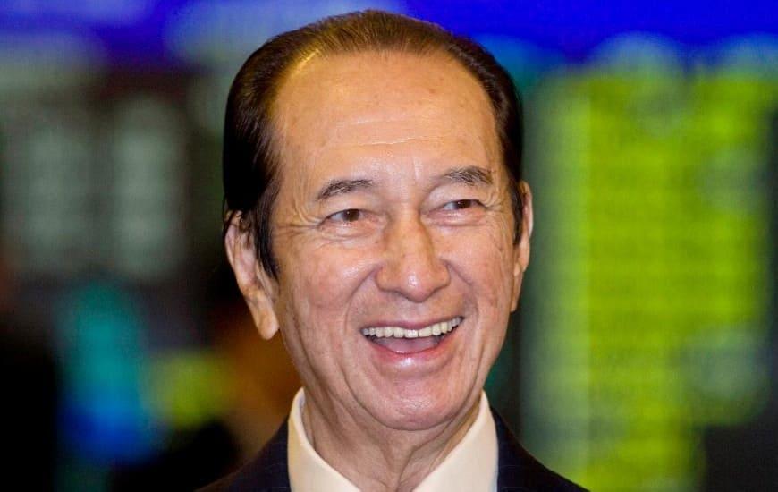 Stanley Ho (Macau gambling king) died