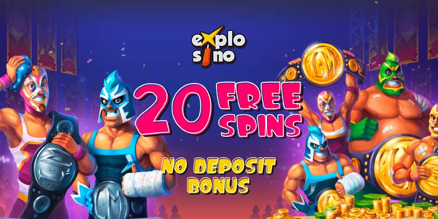 Free 20 No Deposit Casino