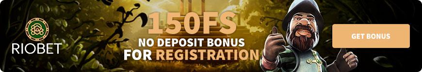 Riobet_Casino_No_Deposit_Bonus_150FS