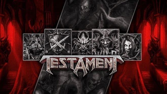 Testament Online slot