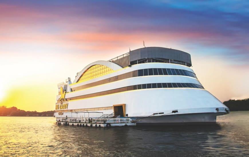 Goa gambling and floating casinos