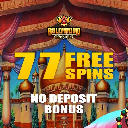 Bollywood Casino No Deposit Bonus