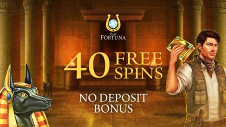 Playfortuna Casino No Deposit Bonus